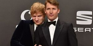 Ed Sheeran taught James Blunt how to write music