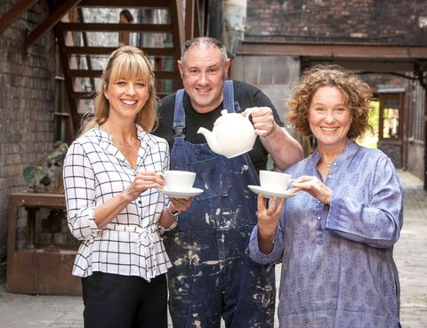 The BBC is still deciding on the future of The Great Pottery Throw Down