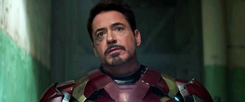 Avengers 4 sees Tony Stark go blonde in bizarre new look