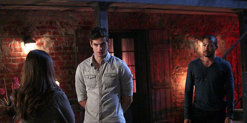 Daniel Sharman in The Originals season 2