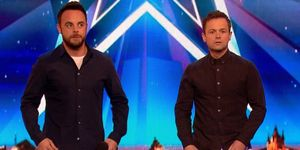 Ant and Dec in new BGT Promo