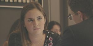 Lauren Branning meets up with Josh Hemmings in EastEnders