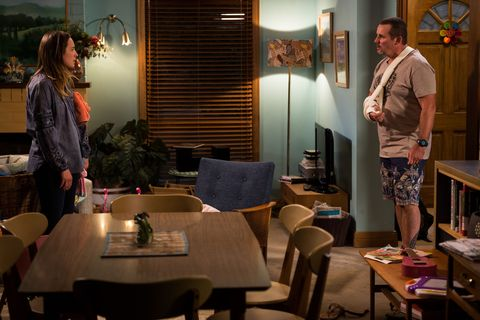 Toadie and Sonya Rebecchi row over Mark Brennan in Neighbours