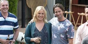 Brad Willis and Lauren Turner leave Neighbours