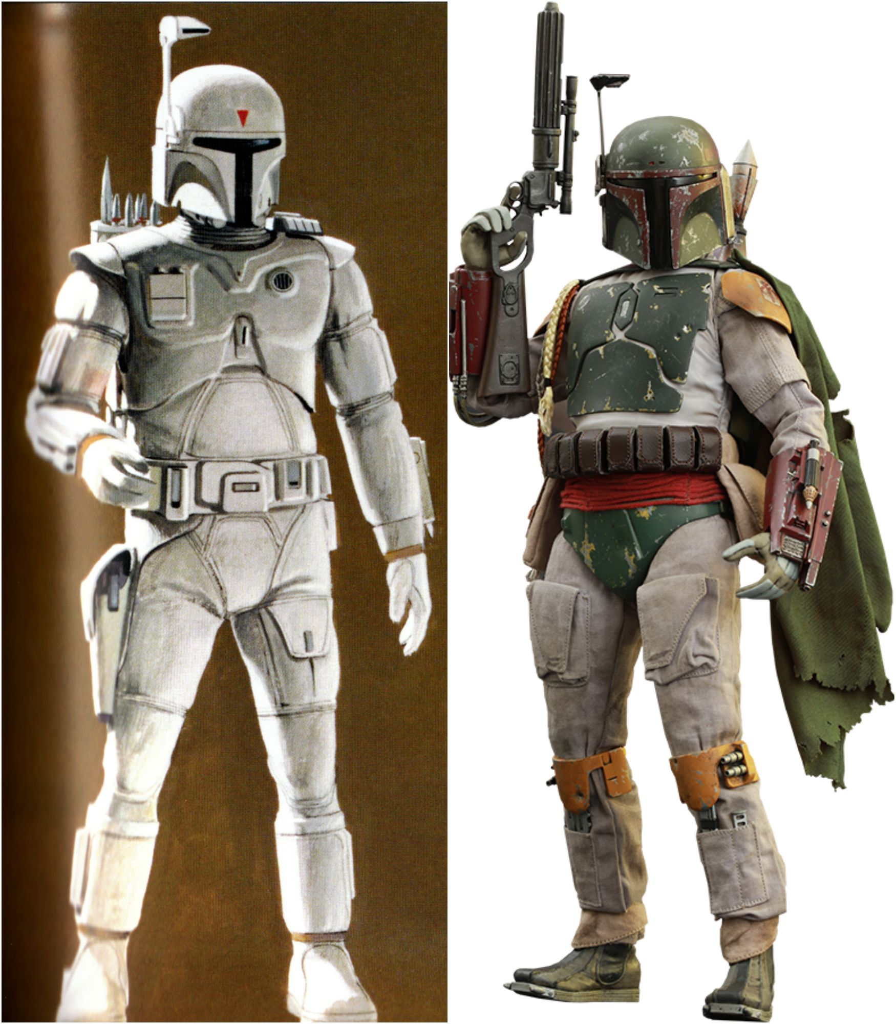 Star Wars Concept Art A New Hope To Rogue One
