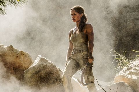 Tomb Raider 2 Lara Croft Remake 2021 Release Date Cast Plot