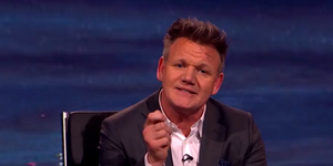 Gordon Ramsay on The Nightly Show