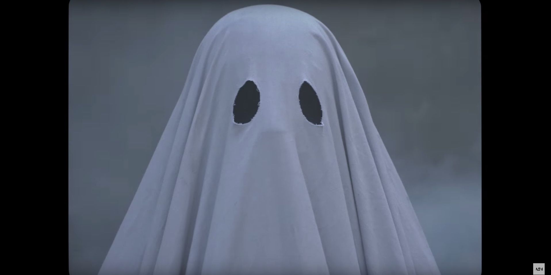 A Ghost Story trailer grab