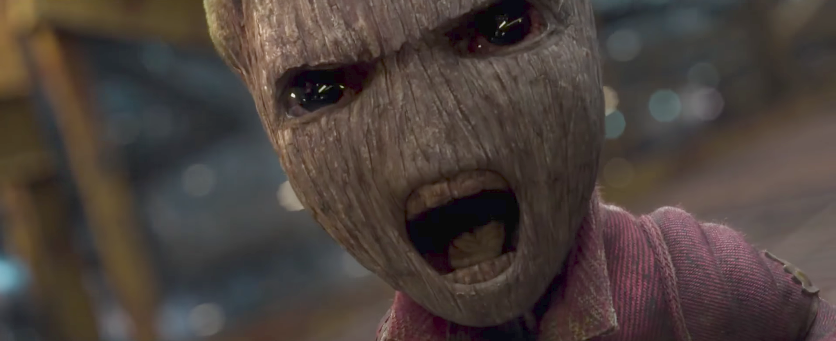 Sorry Hulk, Baby Groot smashes everything in Guardians of the Galaxy Vol 2's new trailer