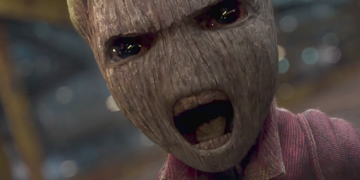 Sorry Hulk, Baby Groot smashes new Guardians 2 trailer