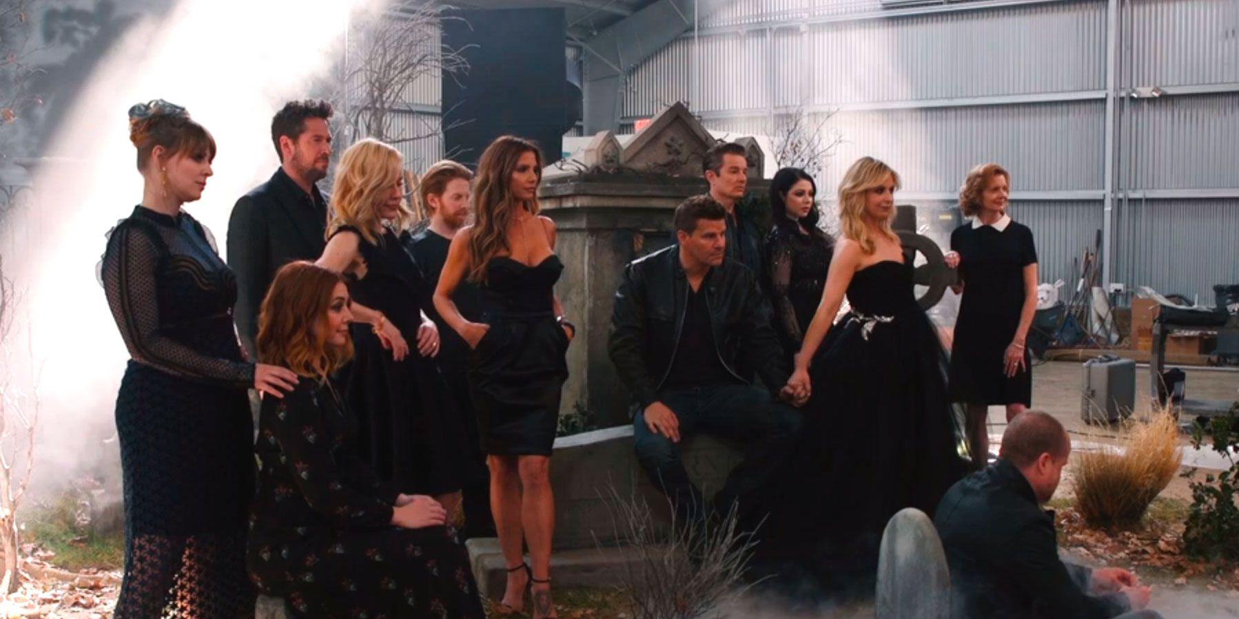 Buffy Cast reunite, 2017