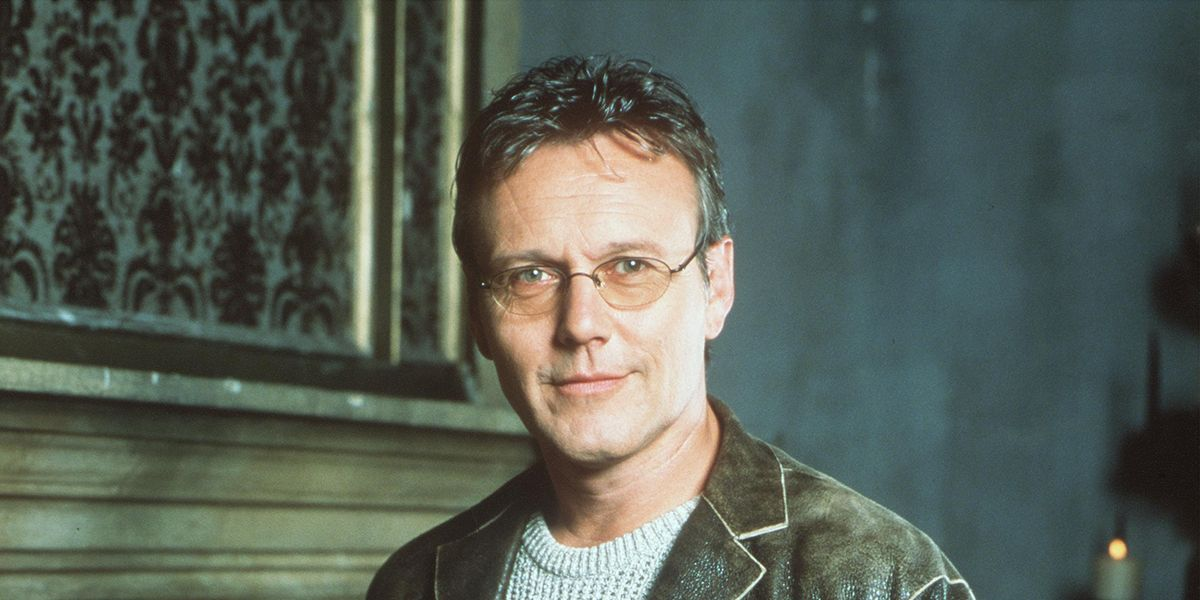 Buffy the Vampire Slayer's Anthony Head says he would return as Giles in reboot