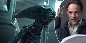 Alexander Siddig, Alien