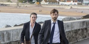 Olivia Colman and David Tennant in 'Broadchurch' s03e06