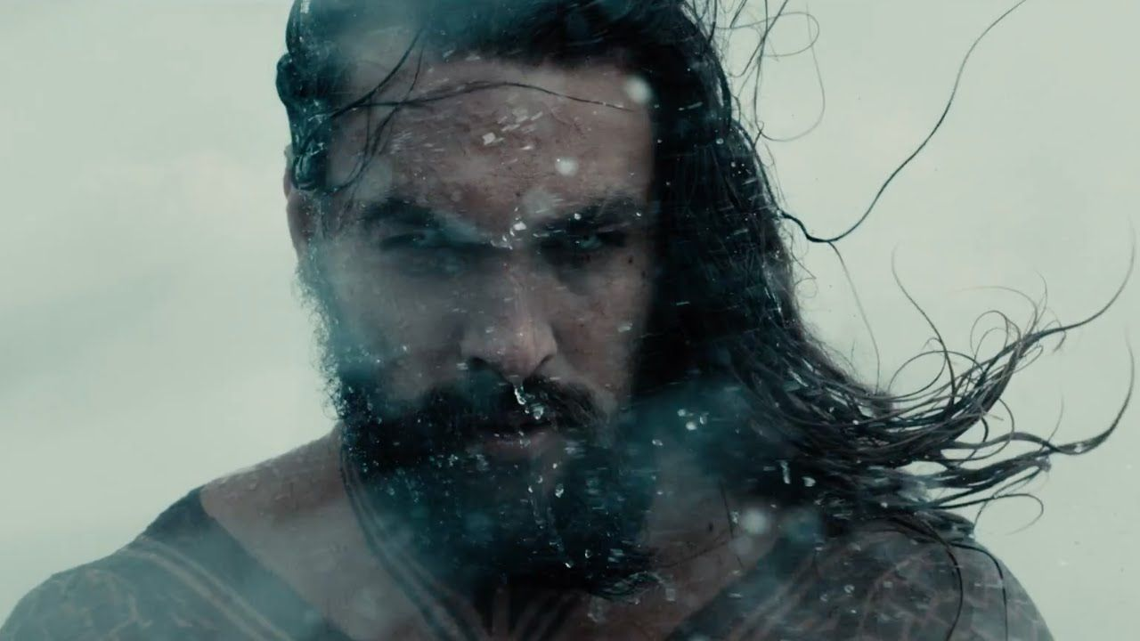 """Aquaman shoot is turning out to be """"super complicated"""""""