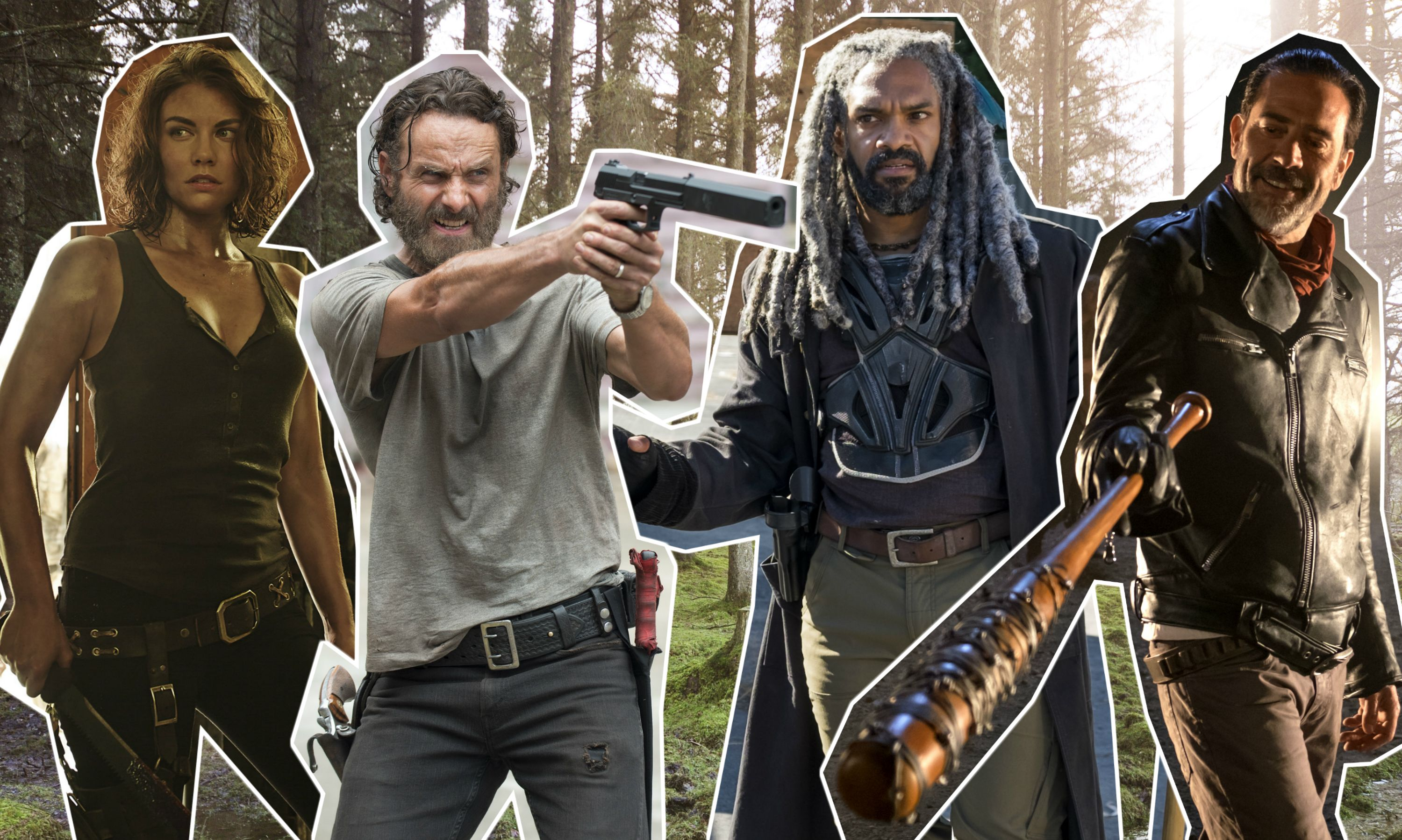 The Walking Dead Season 7 Ranking All 16 Episodes From Worst To Best