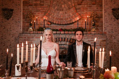 Game Of Thrones Red Wedding.Here S A Game Of Thrones Themed Wedding That Went A Lot Smoother
