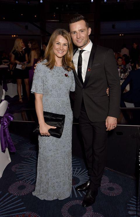McFly's Harry Judd and wife Izzy