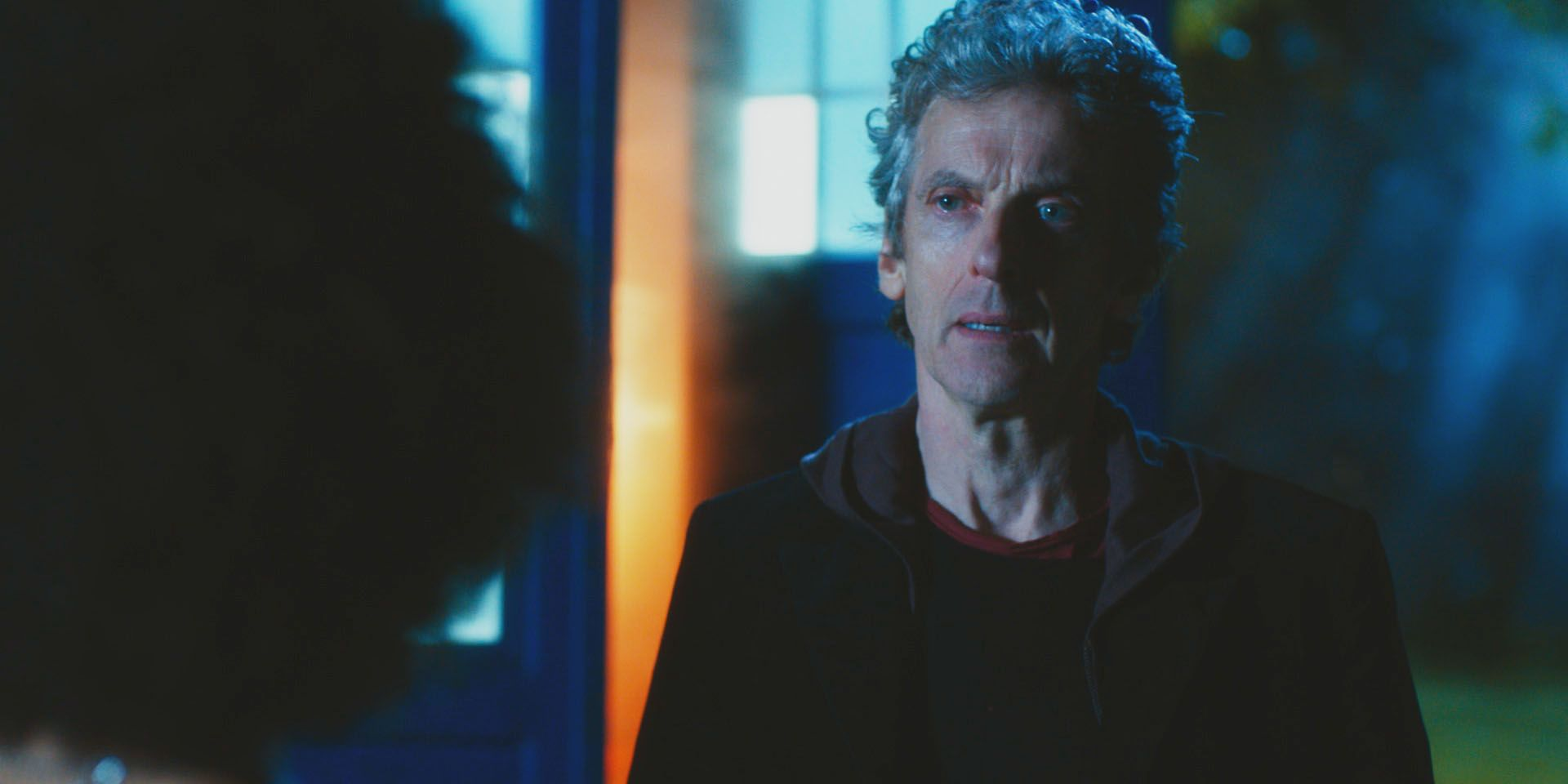 Peter Capaldi in 'Doctor Who' s10e01