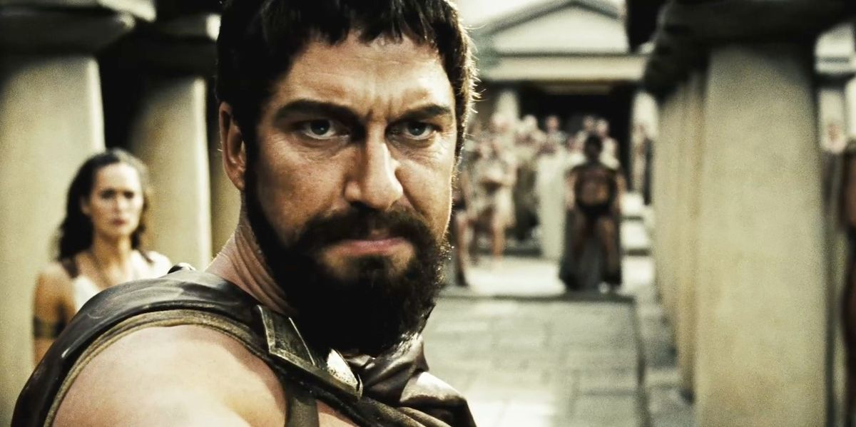 Zack Snyder's 300 is getting a 4K re-release with an exclusive steelbook