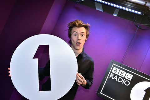 Harry Styles Radio 1 interview - One Direction star on