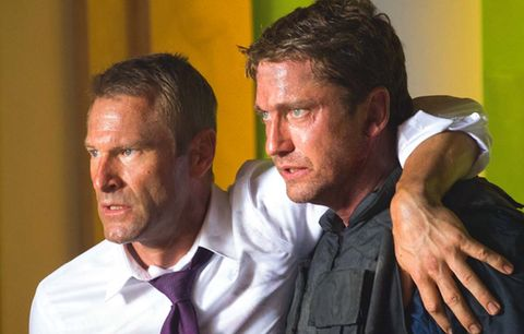 Why Angel Has Fallen dropped Aaron Eckhart's president
