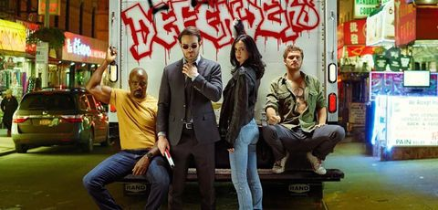 45859eef7ab There are no plans for The Defenders season 2 on Netflix right now