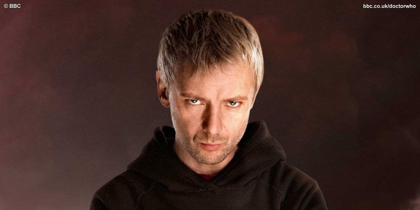 John Simm as the Master in 'Doctor Who'