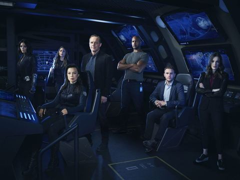 marvel's 'agents of shield'