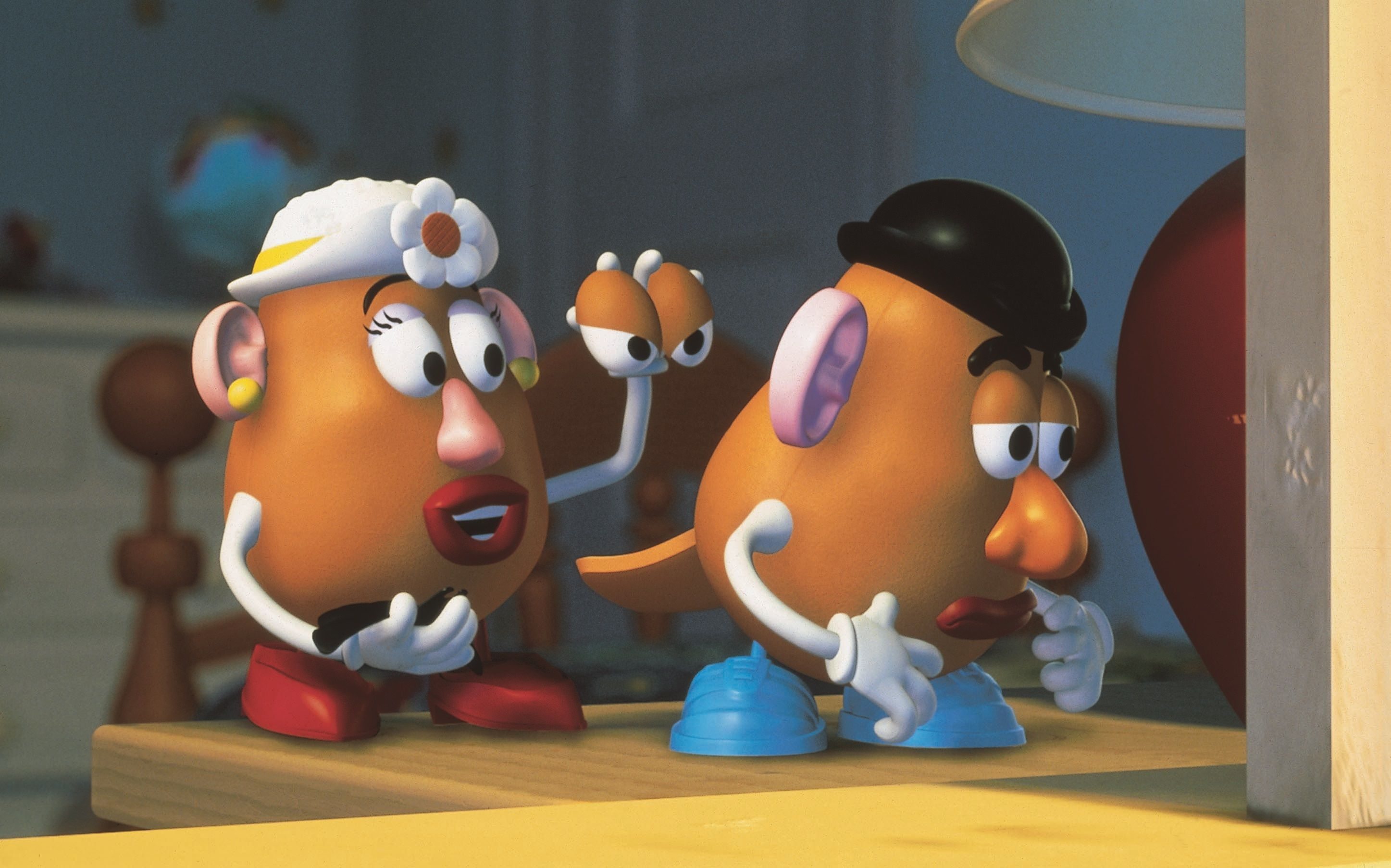 Don Rickles hadn t recorded new Mr Potato Head material for Toy Story 4  before his death ea0bd79f748