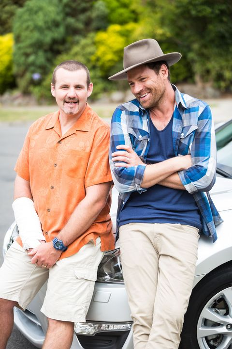 Toadie Rebecchi's brother Shane returns in Neighbours