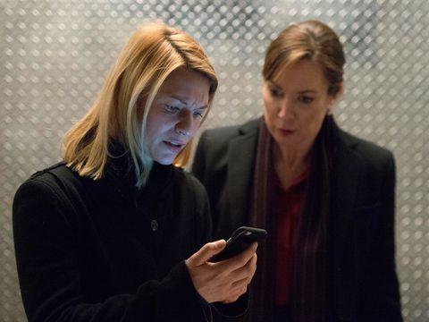 Homeland, Season 6 finale, Claire Danes