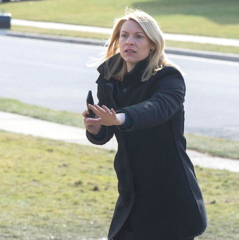 Swell Heres Why Homeland Season 8 Is Taking So Long Home Interior And Landscaping Pimpapssignezvosmurscom
