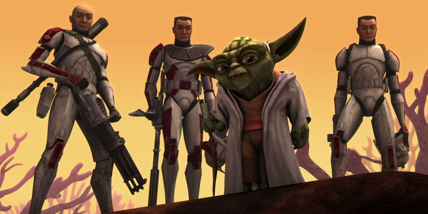 Here's when Star Wars: The Clone Wars' revived final season will premiere