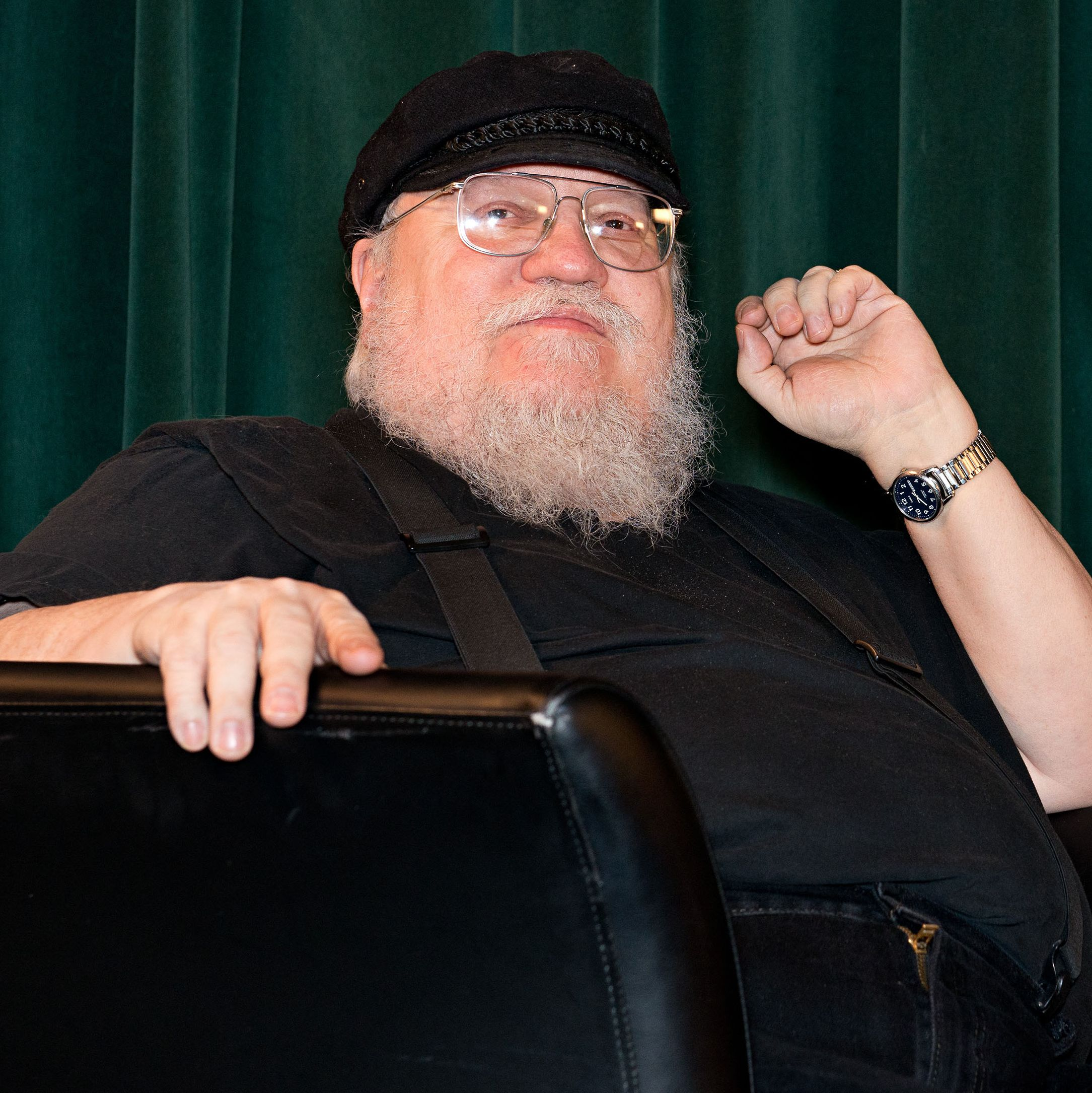 Game of Thrones' George RR Martin hints at making new game with Dark Souls creators