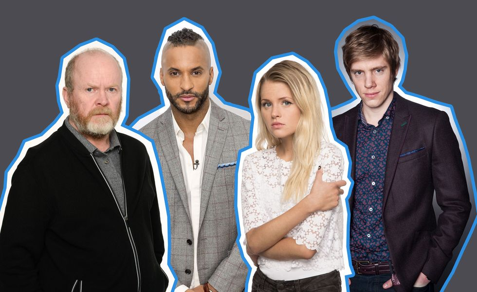 From EastEnders' Lucy Beale to Hollyoaks' Gloved Hand, 10 ...