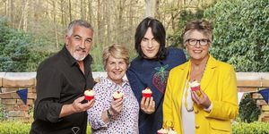 The Great British Bake Off on Channel 4 line-up