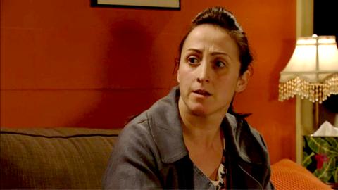Sonia Fowler returns to EastEnders