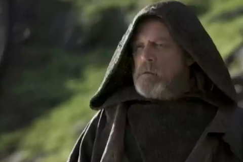 DO NOT USE Luke Skywalker in Star Wars: The Last Jedi