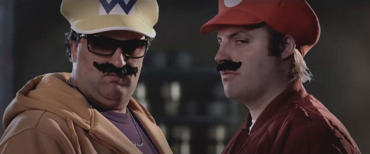 mario and luigi live action movie
