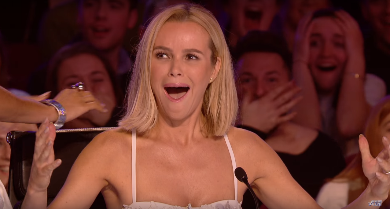 Britain's Got Talent's Amanda Holden responds to Ofcom complaints about her outfits