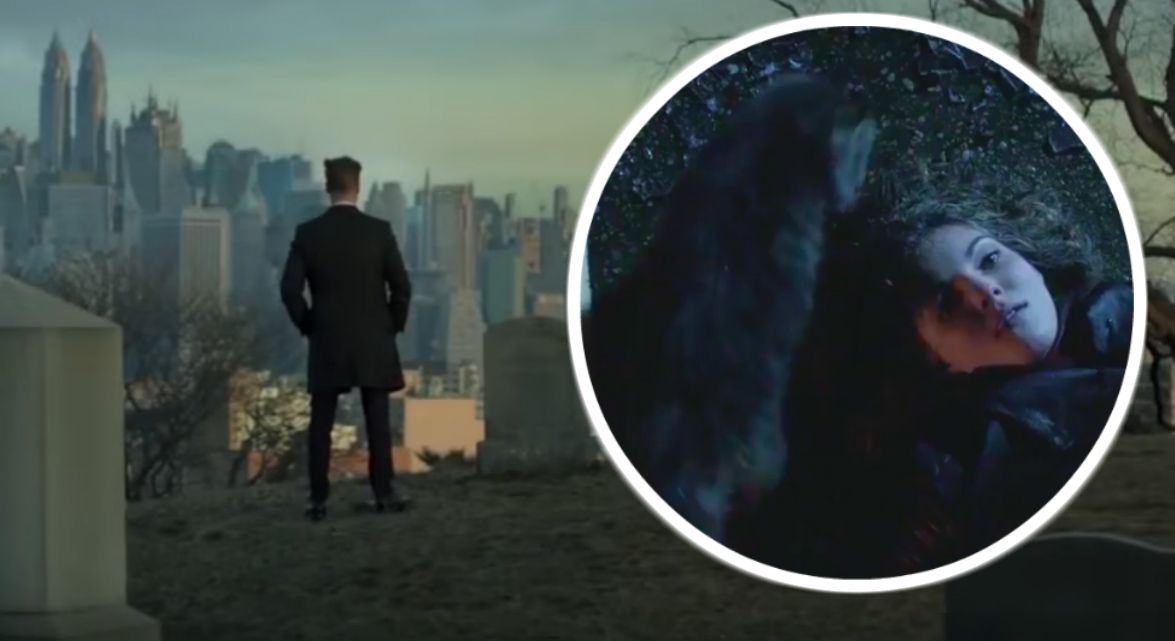 Catwoman's (re)born and The Riddler schemes in new Gotham teaser