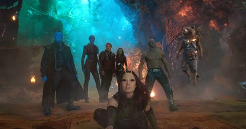 This original Guardians of the Galaxy star had a cameo cut from Vol 2