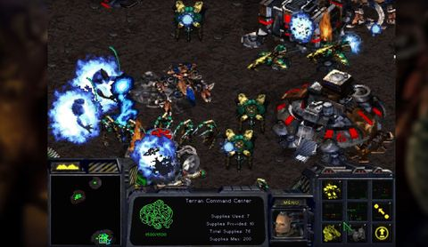 Blizzard's PC strategy masterpiece, StarCraft, is now free to download