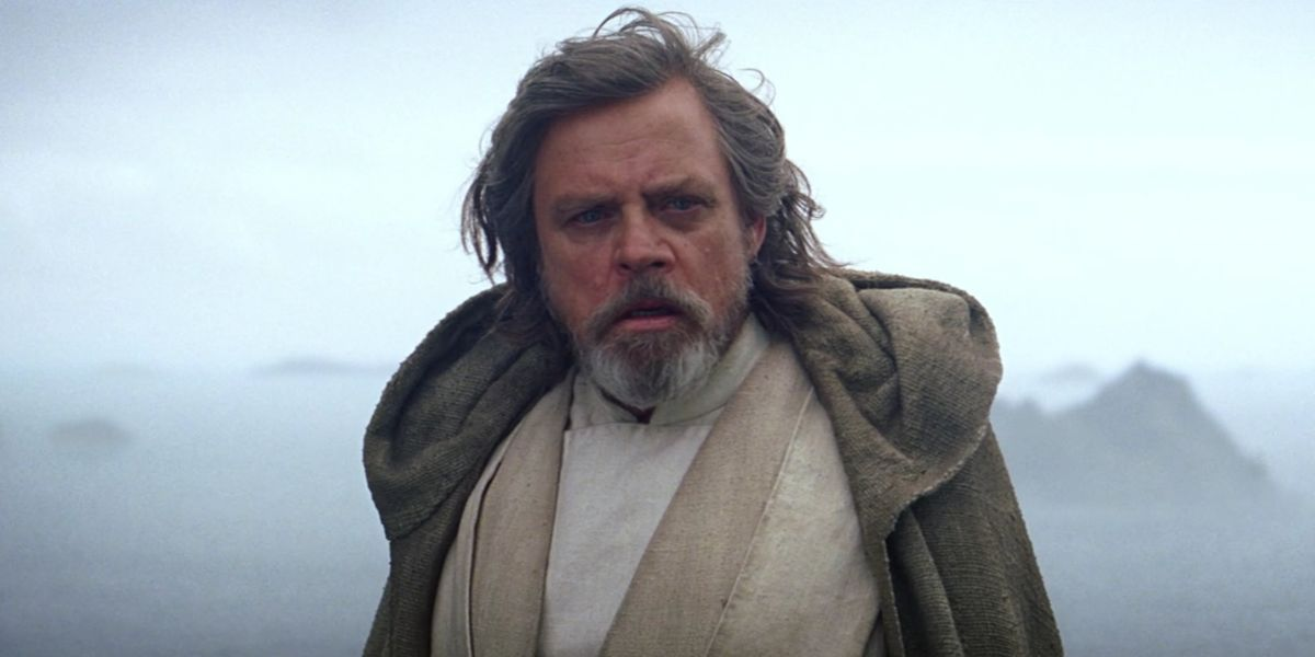 Star Wars art unveils original Luke Skywalker look in The Force Awakens