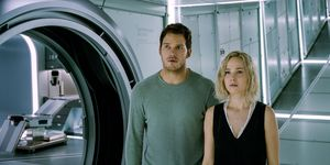 Passengers - Chris Pratt and Jennifer Lawrence