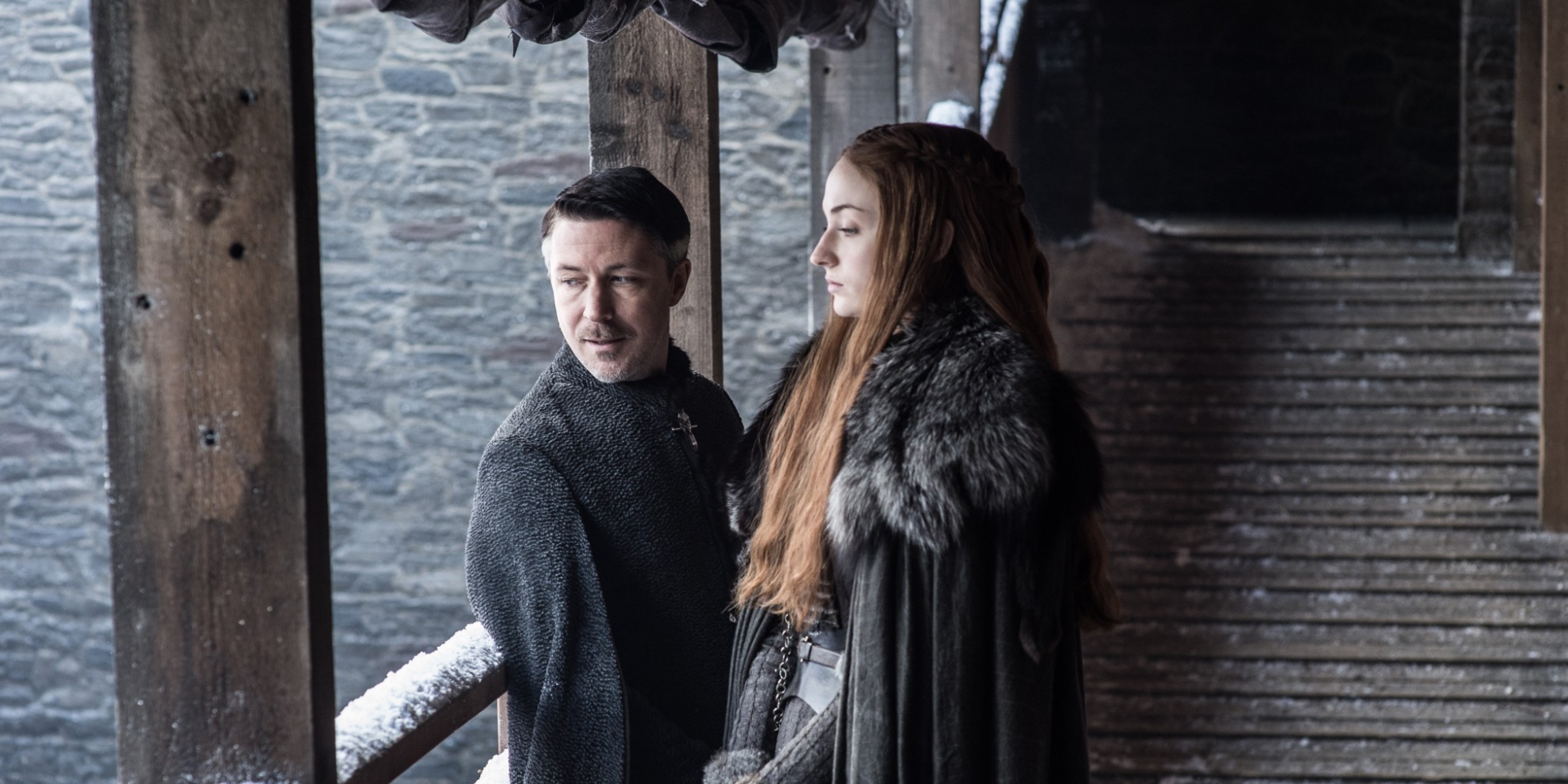 Game of Thrones season 7:  Littlefinger and Sansa