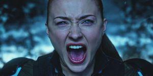 Sophie Turner Jean Grey X-Men Fénix Oscura