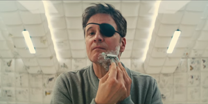 Colin Firth in Kingsman: The Golden Circle trailer