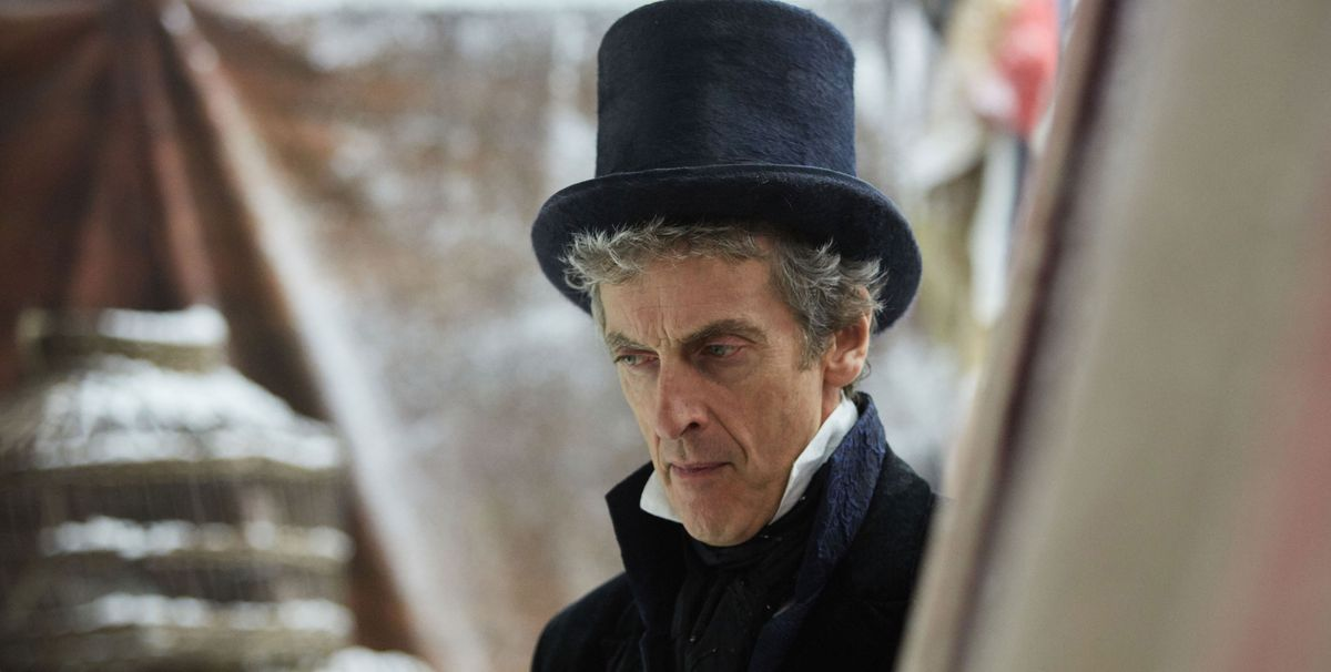 Doctor Who's Peter Capaldi wouldn't want to return for multi-Doctor story